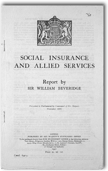 10 things you may not know about the Beveridge report