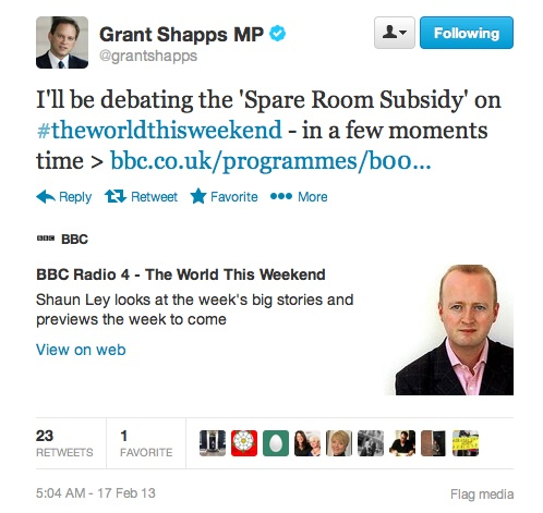 shapps tweet